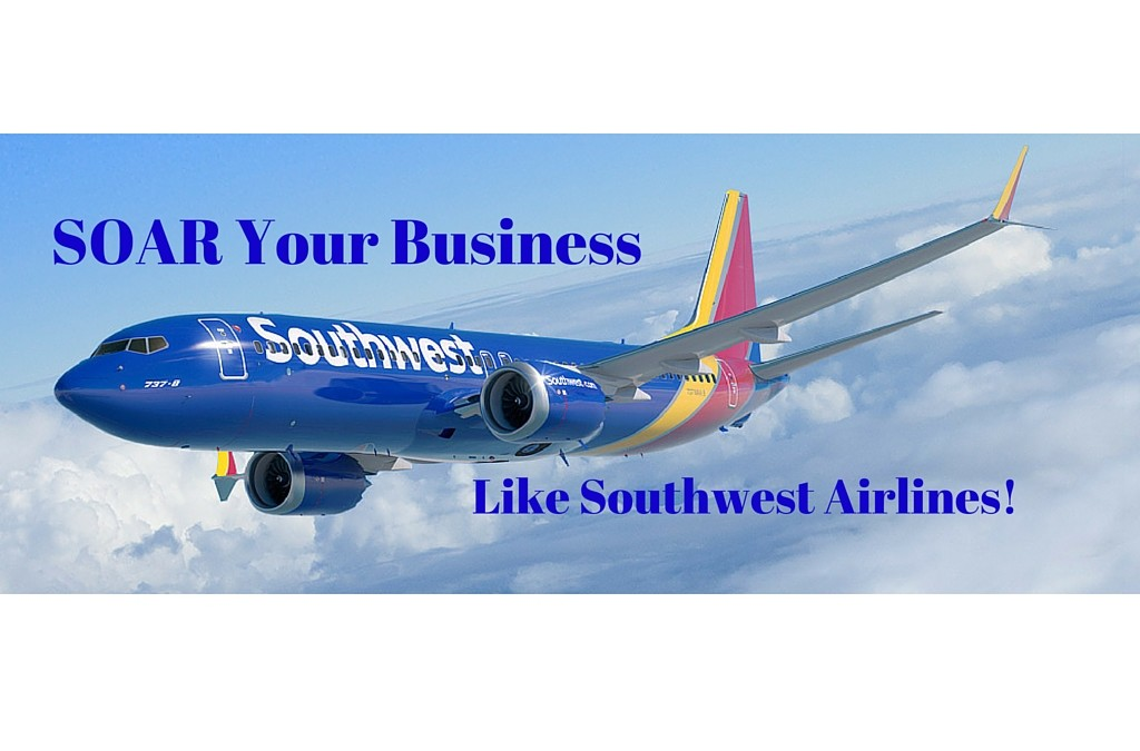 3 Things Southwest Airlines Does That You Can Do!