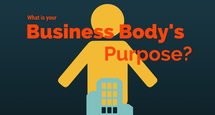 Is Your Business Body Designed for a Purpose?