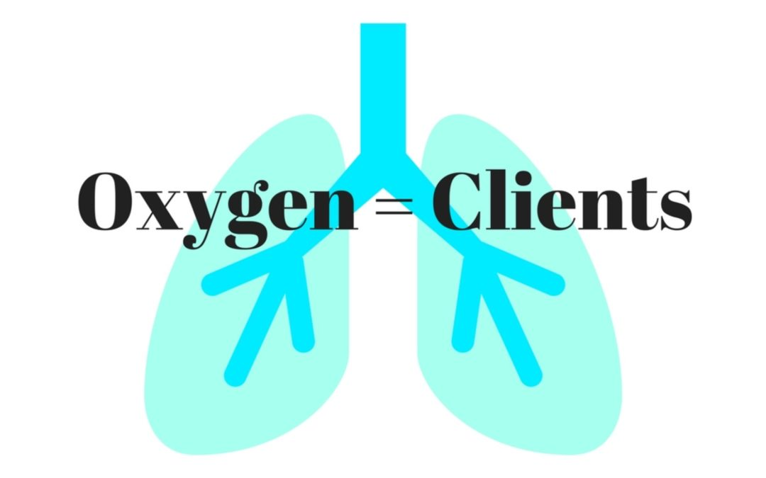 Cash is King, but Oxygen Trumps it!
