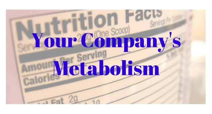 Is your Company's Calorie Intake Healthy?
